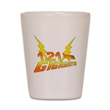 1.21 Gigawatts Back to the Future Shot Glass
