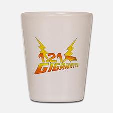 1.21 Gigawatts Back to the Future Shot Glass
