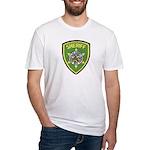 Esmeralda County Sheriff Fitted T-Shirt