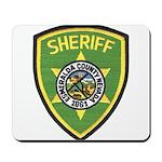 Esmeralda County Sheriff Mousepad