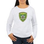 Esmeralda County Sheriff Women's Long Sleeve T-Shi