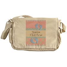 Retired NICU Nurse Messenger Bag