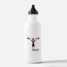 Weight Lifter Medium Water Bottle