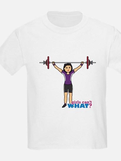Weight Lifter Medium T-Shirt