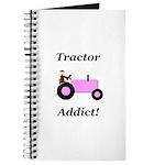 Pink Tractor Addict Journal