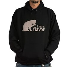 i has a flavor Kitty Cat Hoodie