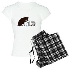 i has a flavor Kitty Cat Pajamas
