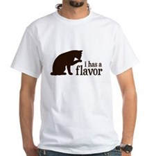 i has a flavor Kitty Cat T-Shirt