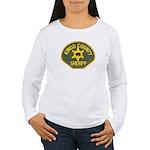 Kings County Sheriff Women's Long Sleeve T-Shirt