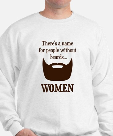 Theres a Name For People Without Beards... WOMEN S