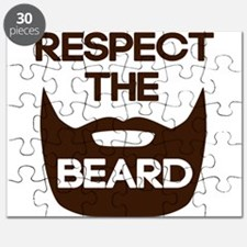 Respect The Beard Puzzle