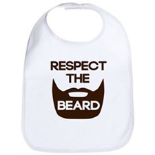 Respect The Beard Bib