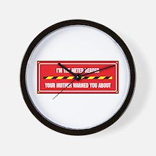 I'm the Reader Wall Clock
