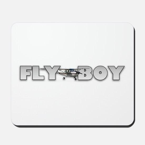 Fly Boy Aviation Mousepad
