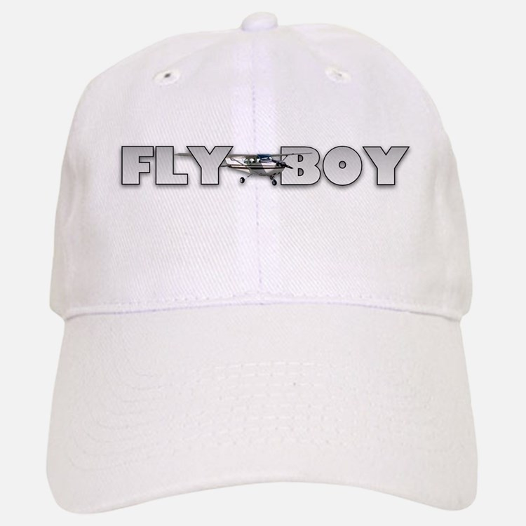 Fly Boy Aviation Baseball Baseball Cap