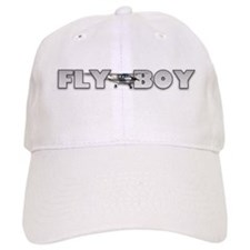 Fly Boy Aviation Baseball Cap