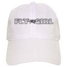 Fly Girl Aviation Baseball Cap