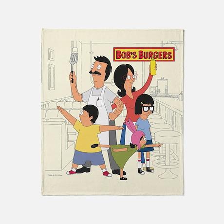 Bob's Burgers Hero Family