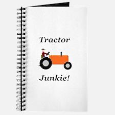 Orange Tractor Junkie Journal