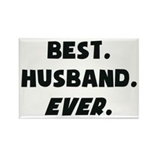I Love My Worlds Best Husband Ever Magnets