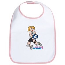 Volleyball Player Light/Blonde Bib