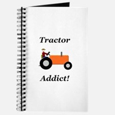 Orange Tractor Addict Journal