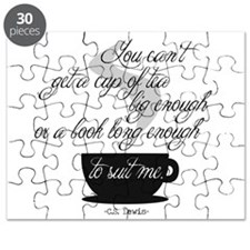 A Cup of Tea Puzzle
