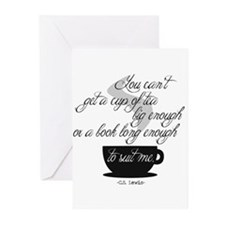A Cup of Tea Greeting Cards (Pk of 20)
