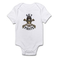 Sky Pirate Infant Bodysuit
