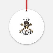 Sky Pirate Ornament (Round)