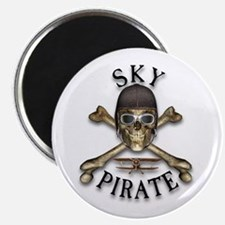 Sky Pirate Magnet