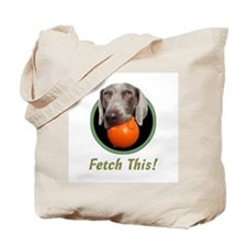 June--Fetch This! Tote Bag