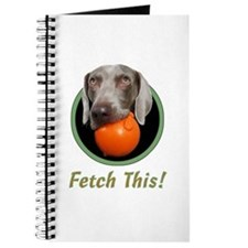 June--Fetch This! Journal