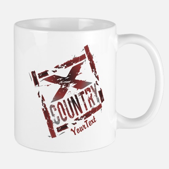 Customize XC Cross Country Mugs