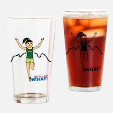 Runner Medium Drinking Glass