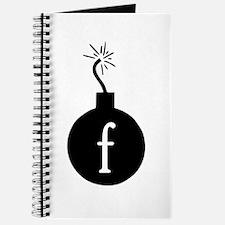 Drop the F Bomb Journal