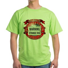 Strange Dog T-Shirt