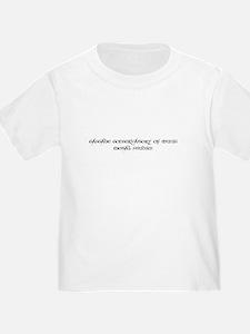 MetalStudies T-Shirt