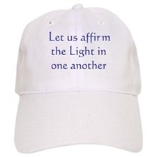Let Us Affirm Baseball Cap