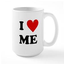 I Love Me Heart Mugs
