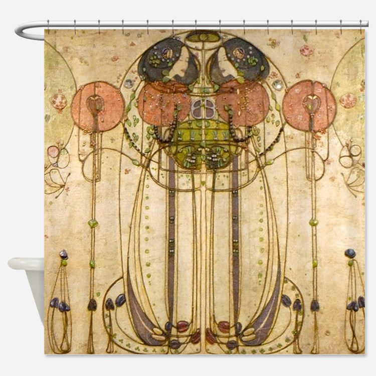 Banana Girls - Shower Curtain