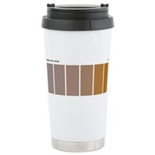 Cute Charts Travel Mug