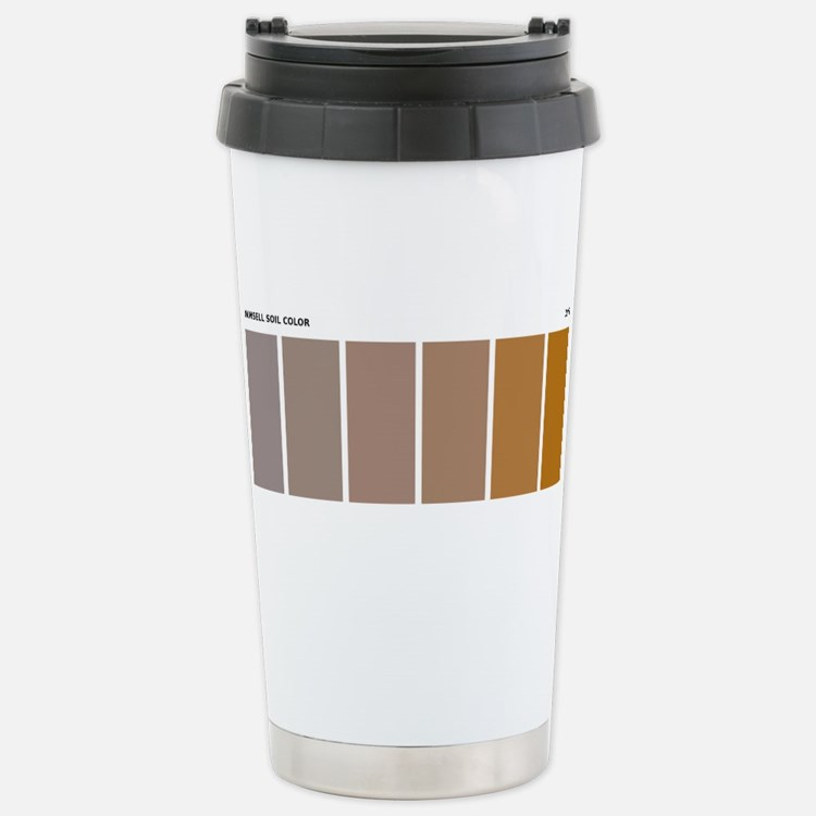 Cute Chart Travel Mug