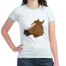 Horse Head Creepy Mask T-Shirt