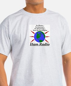 The Fun of Ham Radio T-Shirt