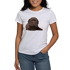 Chocolate Lab Puppy Tee