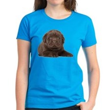 Chocolate Lab Puppy Tee