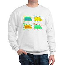 Funny Airstream Sweatshirt