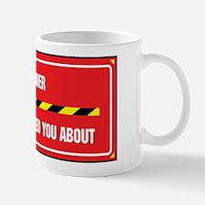 I'm the Mover Mug
