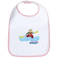 Girl Kayaking Light/Blonde Bib